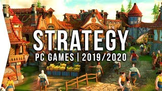 25 Upcoming PC Strategy Games in 2019 \u0026 2020 ► New RTS, Real-time, Turn-based, 4X \u0026 Tactics!