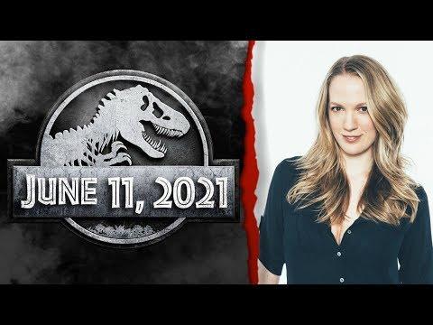 New Jurassic World 3 Release Date Revealed! - Emily Carmichael Joins Trevorrow As Screenwriter!