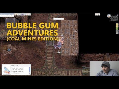 BUBBLE GUM ADVENTURES (Coal Mines Edition) | Ragnarok Online Philippines 2017