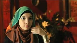 Tutorial Hijab Simple dan Modern Ala Jenahara | Two Tone Shawl |