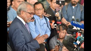 Najib's lawyer: System is not transparent, AMLA charges insignificant