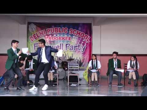 "Delhi Public School Roorkee ""Farewell Party 2018"""
