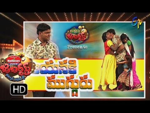 Jabardasth - 8th September 2016- Full Episode - ETV Telugu