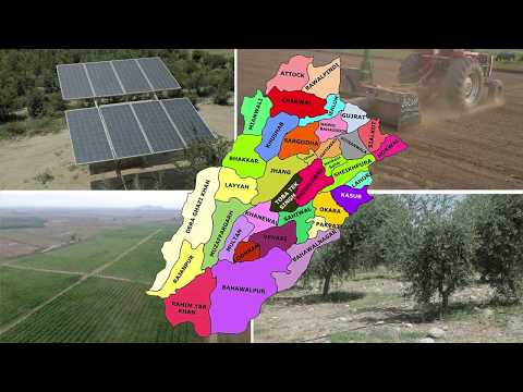 On Farm Water Management Punjab Agriculture Department  Pakistan Project activities Documentary 2018