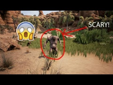Conan Exiles Ep 2 || These Imps Are Scary!! |