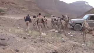 الجيش اليمني يقطع الإمدادات عن الميليشيات في جبل هيلان
