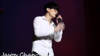 (03/04/2011) Jason Chan陳柏宇 - 拍一半拖(LIVE)