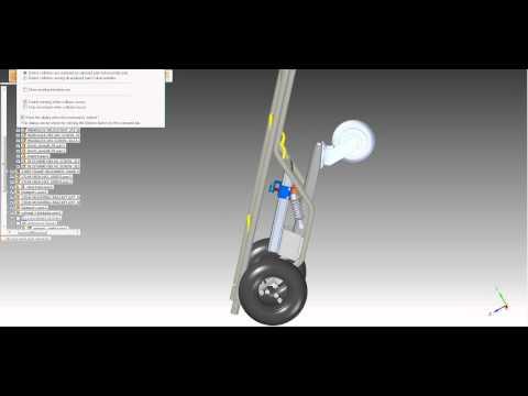 Stabilizer Leg Suspension v2