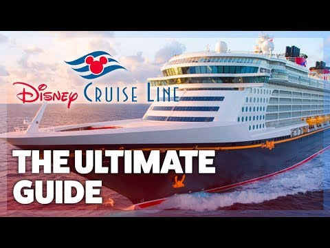 Disney Cruise Line - The ULTIMATE Guide