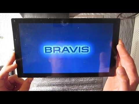 Диагностика, ремонт, прошивка планшета Bravis NP 101 (потухает после загрузки)