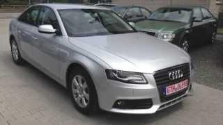 Автомобиль из Германии с VSV GmbH: Audi A4 2010 2.0 tdi