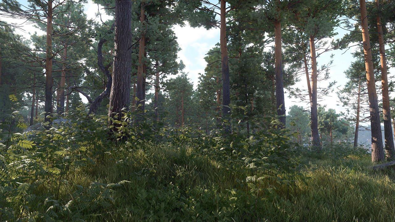 UNIGINE Engine 2 8 Release