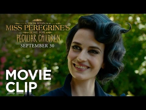"Miss Peregrine's Home For Peculiar Children | ""A Peculiar Loop"" Clip [HD] 
