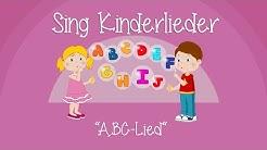 Das ABC-Lied (ABC Song) - Kinderlieder zum Mitsingen | Sing Kinderlieder