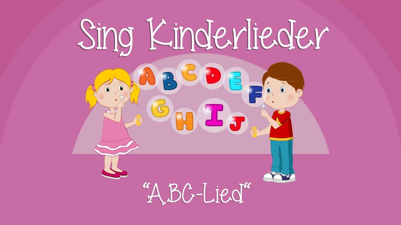 Download Das ABC-Lied (ABC Song) - Kinderlieder zum Mitsingen   Sing Kinderlieder
