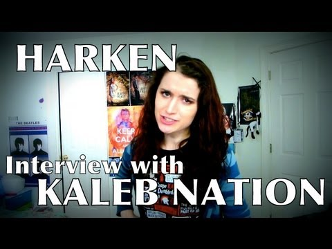 Harken Tour: Interview with Kaleb Nation + Giveaway!