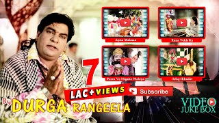 "Nonstop Sufi Playlist by ""Durga Rangila"" 