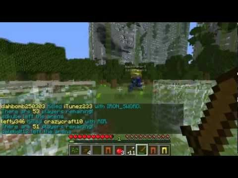Minecraft Hunger Games Server, IP: Build.MinecraftHungerGames.com