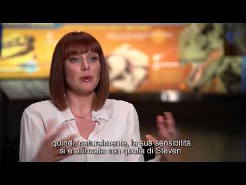 JURASSIC WORLD - Intervista a Bryce Dallas Howard (sottotitoli in italiano)
