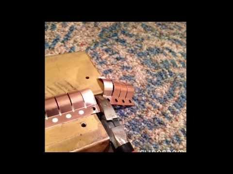 RF shielding repair
