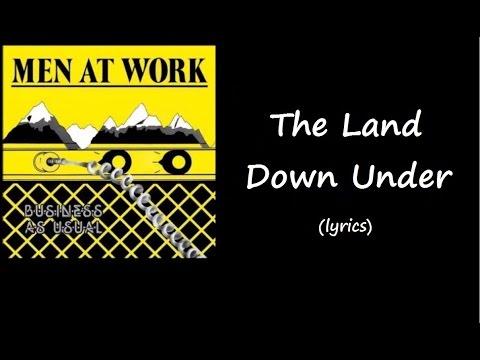 Men at Work - Land Down Under (lyrics)