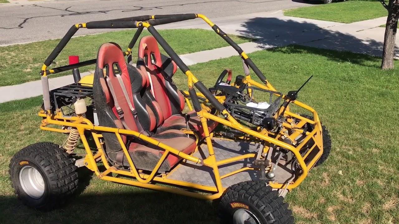 Roketa 250cc Buggy Youtube Go Kart Wiring Diagram