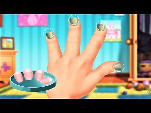Closet Monster Care Fun Create Monster Makeup And Manicure, Brush And Fix Teeth - Fun Kids Games