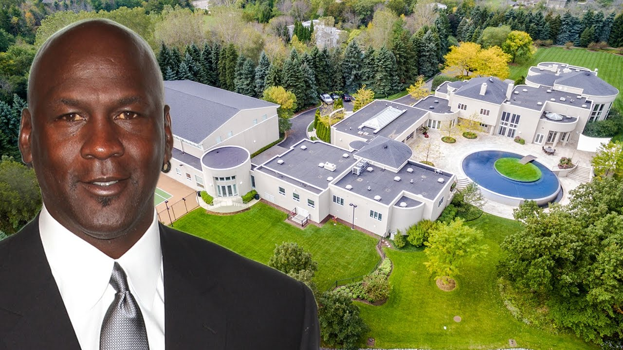 10 most expensive homes of nba players youtube for Top ten home builders