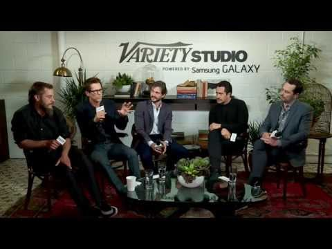 Variety Studio Powered by Samsung Galaxy: The Drama Actor Co
