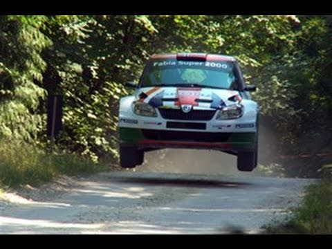 Skoda Fabia Super 2000 Rally Car review by autocar.co.uk