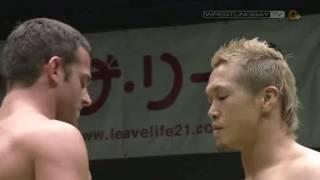 NOAH - Roderick Strong vs Kotaro Suzuki