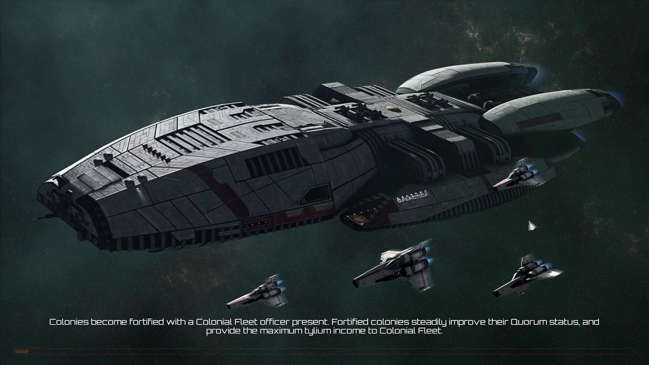 Battlestar Galactica Deadlock – Campaign – Part IV