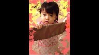 日本舞踊「4代目市川ぼたん」を8月に襲名 2011年7月25日生まれ.