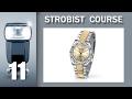 11.Strobist Course. Часы и бюджетная альтернатива дорогой сфере