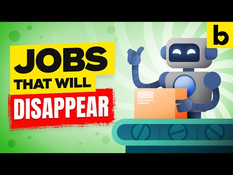 20 Jobs That Won't Be Around In The Near Future