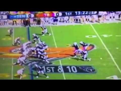 Marcus Mariota Highlights 1st Titans NFL TD Pass vs Bucs Analysis