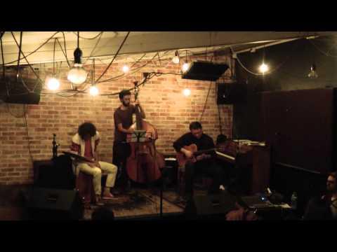ERIC KURIMSKI, Jazz Afro Peruano en *matik-matik*