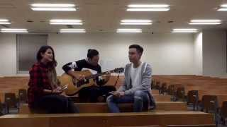 Justin Bieber - Love Yourself (PURPOSE : The Movement) (Cover by Rayra, Leo, & Megumu)
