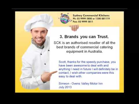 Sydney Commercial Kitchens - What our customers say!