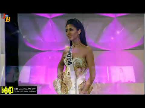 Full Performance Miss Universe Malaysia 2019- Shweta Sekhon During Preliminary Competition