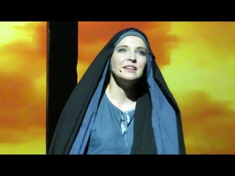 Anne Sila - L'Adieu ✝️ Jésus @ Palais Des Sports