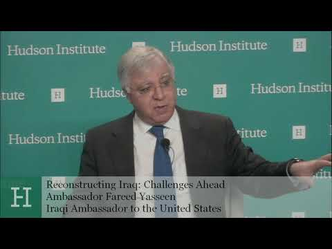 Reconstructing Iraq: Challenges Ahead