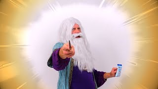 Lessons from a Wizard: It's Okay to Poop and Text