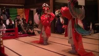 2017年11月8日 大洗西福寺お十夜法要 舞楽