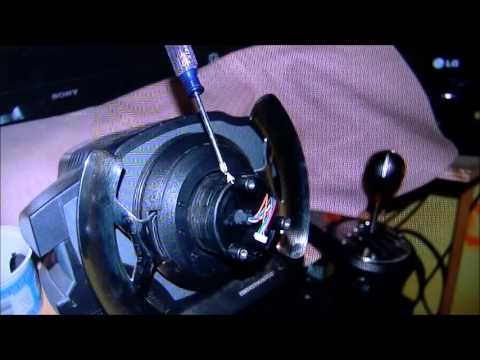 Thrustmaster T300 Replacement Parts | Reviewmotors co