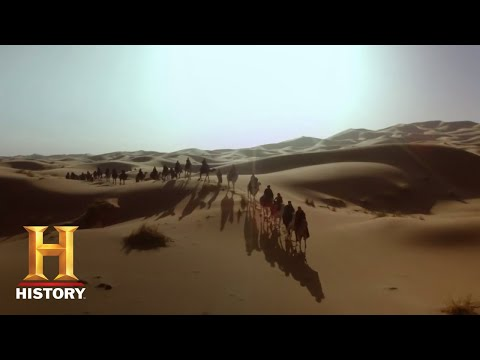 Vikings: Bjorn Crosses The Desert | Season 5 Premieres Nov. 29 | History