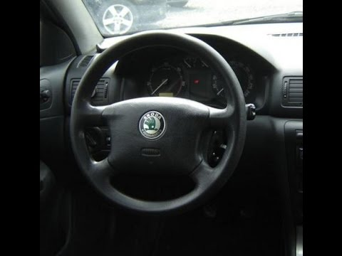 jak sundat volant airbag skoda octavia 1 superb 1 vw. Black Bedroom Furniture Sets. Home Design Ideas