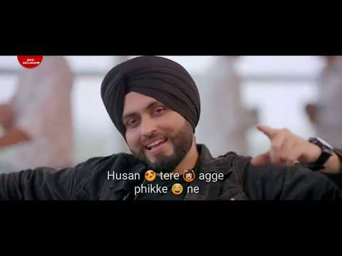 Whiskey Di Botal Song By Jasmine Sandlas Ft. Preet Hundal WhatsApp Status