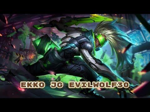 Ekko JG Regrese al Lol #1