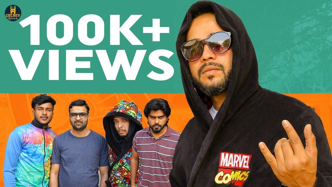 Bigg Boss Hindi spoof video | Hyderabadi Bigg Boss | Latest Hyderabadi comedy | Golden Hyderabadiz